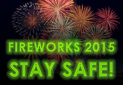 Fireworks 2015 - Safety code