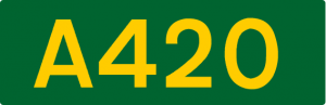 Road Traffic Accident on the A420