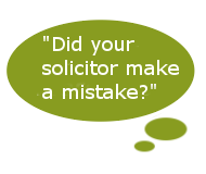 did-your-solicitor-make-a-mistake