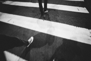black-and-white-street-walking-zebra-crossing